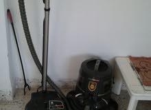 مكنسه ريمبوا تستعمل للتنضيف بالبخار