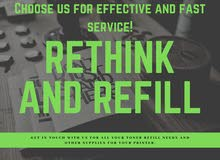 Rethink and Refill