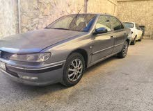 Grey Peugeot 406 2001 for sale