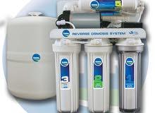فلاتر ماء RO سبع مراحل مع التركيب في العقبة يومي الثلاثاء والاربعاء