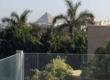 فيلا مستقله 1500م بكومبوند (( سيتي فيو )) الاعلي مستوي و بالقرب من اهرامات الجيزه