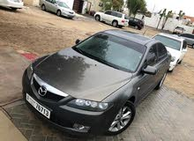 Mazda 6 2007 top of the range with reverse camera
