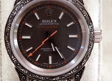 Rolex milgauss replica new with box ,water resistant