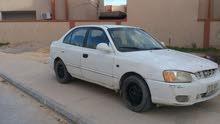 Gasoline Fuel/Power   Hyundai Accent 2002