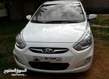 For sale 2012 White Accent