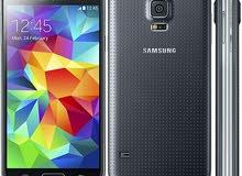 مطلوب samsung galaxy s 5 للبيع