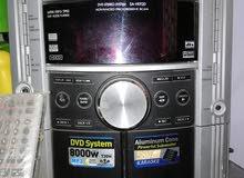 Panasonic 7.1 5 DVD changer for sale