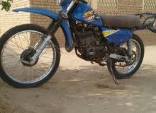 Suzuki motorbike made in 1985