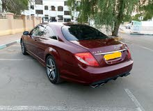 Mercedes Benz CL 500 for sale in Abu Dhabi
