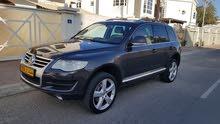 VW Touareg 2009