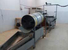 مصنع تغليف بطاطا شيبس متكامل