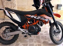 Used KTM motorbike available in Amman