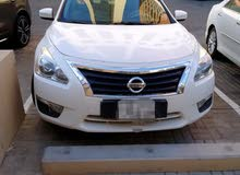 2014 Nissan Altima good condition