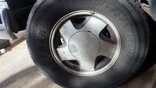 4 dunlop tyres in good condition.