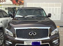 Infiniti QX80 made in 2017 for sale