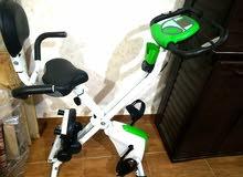 جهاز رياضه بحاله جيده جدا لتقوية عضلات الساقين وازالة الترهلات