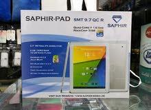 تابلت سافير  Saphir Pad قياس 9.7 الخاص بالالعاب ذات القوة العالية