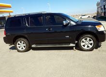 0 km mileage Nissan Armada for sale