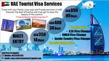 UAE Tourist Visa Services