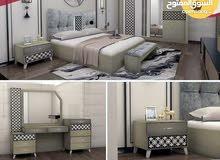 غرفة نوم تركي ماستر بسعر ما في منه بلسوق لدى معرض الزعاتره