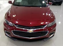Gasoline Fuel/Power   Chevrolet Malibu 2018