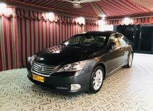 Lexus ES 2012 For sale - Grey color
