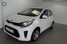 Kia picanto 2018 for rent monthly basis weekly basis daily