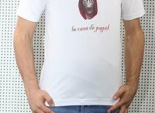 la casa depapel t-shirt
