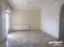 Third Floor  apartment for rent with 4 Bedrooms rooms - Amman city Al Gardens