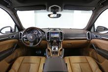بورش كيان S 2013 ضمان وكالة