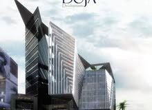 مكتب 90 متر للبيع بأكبر مجمع ادارى و طبى