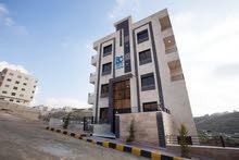 شقة مساحة 100متر مع ترس 15 متر في ابو علندا تشطيبات فاخرة