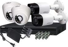 تركيب وتوريد كاميرات مراقبه فى حدائق الاهرام
