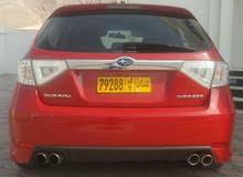 Subaru Impreza 2008 For sale - Red color