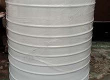خزانات  بلاستك ( تنكات   )  مواد سعودي  2000لتر