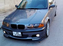 Used condition BMW 325 2000 with +200,000 km mileage
