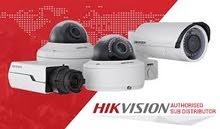 تركيب نظام مراقبه (كاميرات)