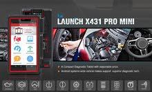 جهاز فحص و كشف اعطال السيارات LAUNCH X431 PRO MINI مع سنتين تحديث مجاني