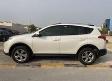 Toyota Rav4 2015 for sale Brand new condition expat owned