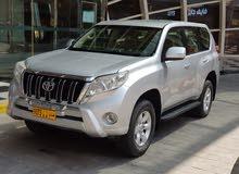 Toyota Prado car for sale 2014 in Muscat city