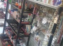 محل مكتبة واكسسوارات للبيع في حي معصوم