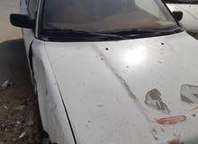 White Toyota Corolla 1990 for sale