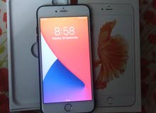 iPhone 6s+ Rose Gold clor Good condition 75 Price