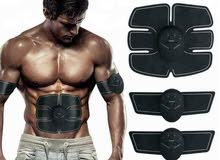 يستخدم الجهاز الاحترافي تقنية ( تحفيز العضلات كهربائيا ) للتعاقد والاسترخاء