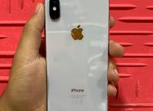 ايفون X ذاكره 256 بطاريتة 97 للبيع فقط نضافه %100 موجود واتساب وتصال