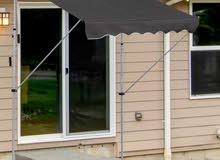 مظلة خارجية متاع الباب او الروشن