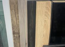 ارفف خشبية  اللواح خشبية تستعمل كارف  متوفر اللوان ومقسات