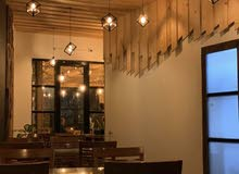 للبيع مقهى ومطعم بواجهة بحرية