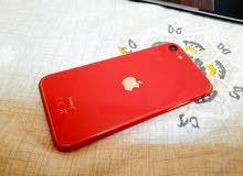 iphone se 2020 128gb, 1 month old, red with xcite bill, box and all accessories