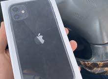 Iphone 11 128 GB black  new